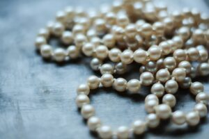 Authentic Happiness Authentic Love. Long string of pearls to use in seduction