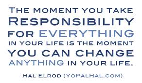 Integrity the meaning, Hal Elrod on being Responsibility