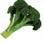 Nutritional Values of Foods List, broccoli for good health